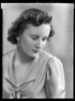 Molly Angela (née Cayzer), Lady Wyldbore-Smith, by Bassano Ltd - NPG x177397
