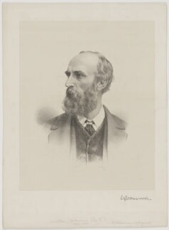 William Spottiswoode, by Unknown artist - NPG D42041