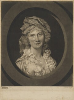 Mrs Mark Sprot, by William Ward, after  Archibald Skirving - NPG D42049