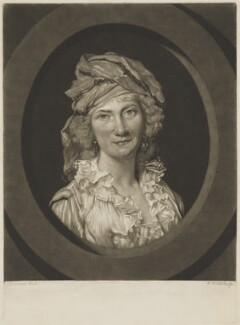 Mrs Mark Sprot, by William Ward, after  Archibald Skirving - NPG D42050
