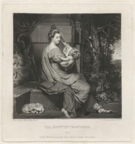 Harriet Bouverie (née Fawkener, later Lady Robert Spencer); Edward Bouverie, by and published by Samuel William Reynolds, after  Sir Joshua Reynolds - NPG D42053