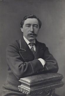 Henry Stafford Northcote, Baron Northcote, by London Stereoscopic & Photographic Company - NPG x12116