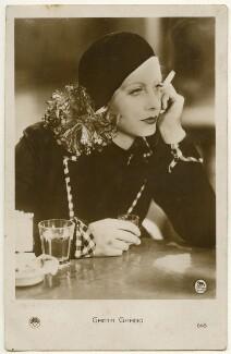 Greta Garbo, by Unknown photographer - NPG Ax160453