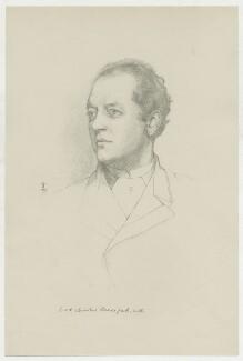 Charles William de la Poer Beresford, Baron Beresford, after Violet Manners, Duchess of Rutland - NPG D42184