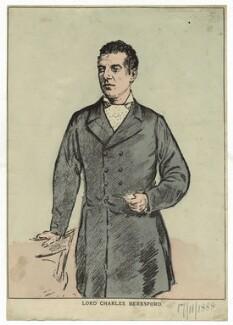 Charles William de la Poer Beresford, Baron Beresford, by Unknown artist - NPG D42185