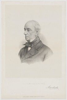 John Edward Cornwallis Rous, 2nd Earl of Stradbroke, by Charles William Walton, published by  Morris, Walton & Co, after  Barrowclough Wright Bentley - NPG D42066