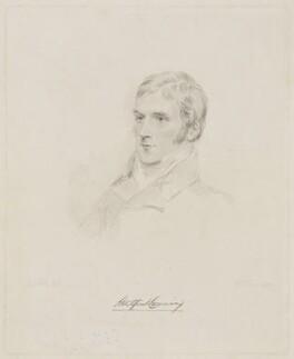 Stratford Canning, Viscount Stratford de Redcliffe, by Frederick Christian Lewis Sr, after  Joseph Slater - NPG D42082