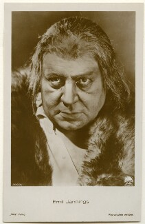 Emil Jannings as Tsar Paul I in 'The Patriot', published by Ross-Verlag - NPG Ax160466