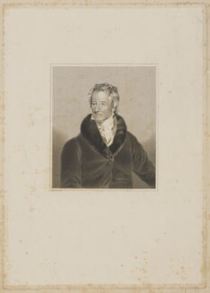 James Andrew Drummond, 8th Viscount Strathallan, after Andrew Geddes - NPG D42086