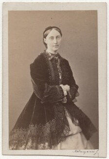 Olga Nikolaevna, Grand Duchess of Russia (later Queen consort of Württemberg), by Sergey Lvovich Levitsky - NPG x74583