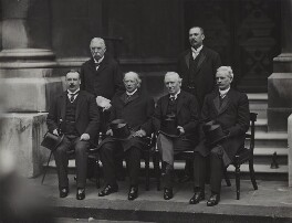The Sixth Imperial Conference, by W. & D. Downey - NPG x134960