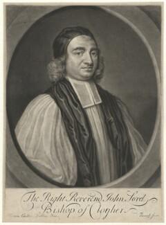 John Sterne, by Thomas Beard, after  Thomas Carlton - NPG D42130