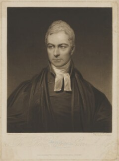 Robert Stevens, by William Say, published by  James Anthony Molteno, after  Isaac Pocock - NPG D42132