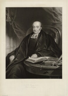 John James Watson, by Charles Turner, after  Edmund Thomas Parris - NPG D42133