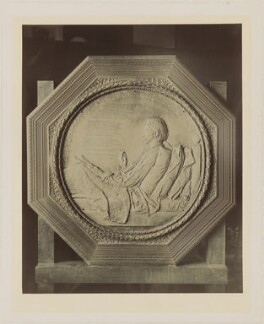 Robert Louis Stevenson, after Augustus Saint-Gaudens, 1929 or before (1887) - NPG D42134 - © National Portrait Gallery, London