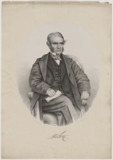Charles Stewart, by W.A. Wragg, printed by  Day & Son - NPG D42138