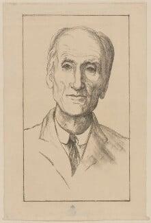 John Alexander Stewart, by Margaret Egerton - NPG D42142