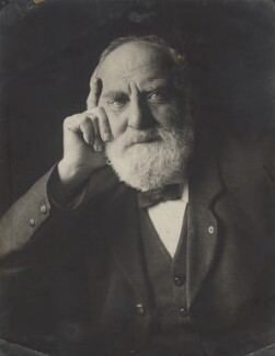 William Thomas Stead, by E.H. Mills - NPG x134965