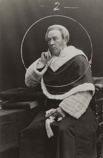 John Charles Bigham, 1st Viscount Mersey, by Henry Joseph Whitlock & Sons Ltd - NPG x134966