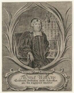 Thomas Watson, by Hubert Schaten, after  Unknown artist - NPG D42200