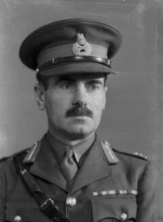 Sir Archibald Edward Nye, by Bassano Ltd - NPG x177837