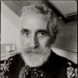 John Byrne, by Norman McBeath - NPG x135076