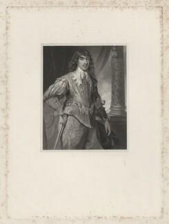 William Hamilton, 2nd Duke of Hamilton, probably by John Henry Robinson, after  Daniel Mytens - NPG D41891