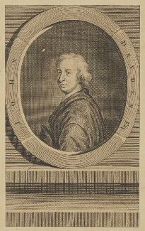 John Dryden, after Sir Godfrey Kneller, Bt - NPG D41894