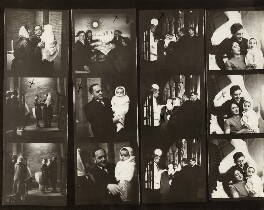 Ida Kar; Pierre Mugnier; Stanislas Lelio; Marie-Thérèse Lelio; Eva Lelio Lelièvre, by Ida Kar - NPG x135086