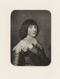 Called Frederick V, King of Bohemia and Elector Palatine, after Michiel Jansz. van Miereveldt - NPG D41909