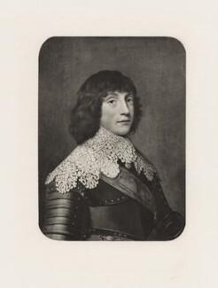 Called Frederick V, King of Bohemia and Elector Palatine, after Michiel Jansz. van Miereveldt - NPG D41909