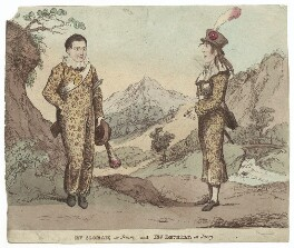 John Sloman; Henry Roxby Beverley, by Piercy Roberts - NPG D41912