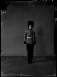 John Edward Southwell Russell, 27th Baron de Clifford, by Bassano Ltd - NPG x156034