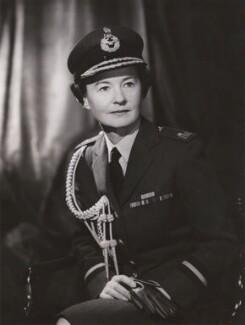 Dame Felicity Barbara Hill, by Walter Bird - NPG x167153