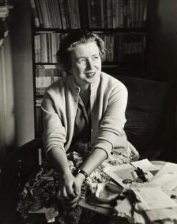 Elizabeth Jennings, by Rollie McKenna, 1957 - NPG P1674 - © Rosalie Thorne McKenna Foundation; Courtesy Center for Creative Photography, University of Arizona Foundation
