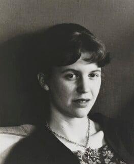 Sylvia Plath, by Rollie McKenna, 1959 - NPG P1679 - © Rosalie Thorne McKenna Foundation; Courtesy Center for Creative Photography, University of Arizona Foundation