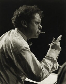 Dylan Thomas, by Rollie McKenna - NPG P1684