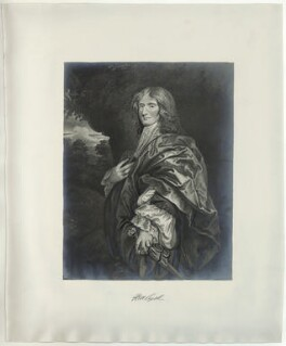 Unknown man engraved as Henry Capel, Baron Capel of Tewkesbury, after a print published by Henry Colburn - NPG D42206