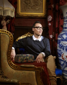 Gok Wan, by Daniel Stier, 24 May 2011 - NPG  - © Daniel Stier
