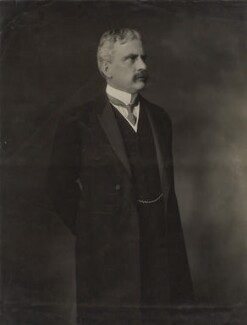 Sir Robert Laird Borden, by Frank Arthur Swaine - NPG x134969