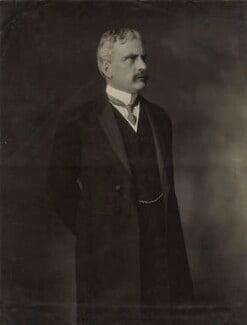 Sir Robert Laird Borden, by Frank Arthur Swaine, published 1912 - NPG x134969 - © National Portrait Gallery, London
