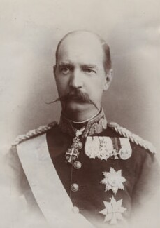 George I, King of Greece, by Unknown photographer, published 1912 - NPG x134972 - © National Portrait Gallery, London