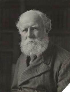 John Lubbock, 1st Baron Avebury, by Reginald Haines - NPG x134976