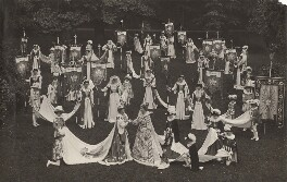 'The York Pageant', by Unknown photographer - NPG x135126