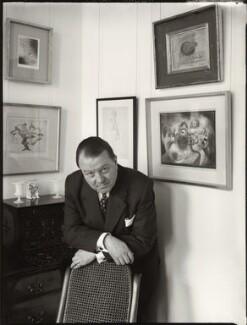 Edouard Léon Théodore Mesens, by Ida Kar - NPG x135150