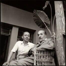 Sarkis Arutchian; Avetik Sahak Isahakyan, by Ida Kar, 1957 - NPG x135157 - © National Portrait Gallery, London