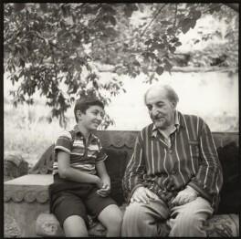 Avetik Isahakyan; Avetik Sahak Isahakyan, by Ida Kar - NPG x135159