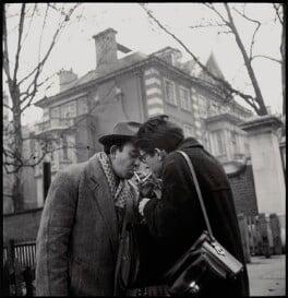 Boris Sergeevich Brunov; John Kasmin, by Ida Kar - NPG x135118