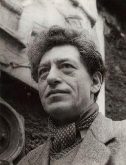Alberto Giacometti, by Ida Kar - NPG x135170