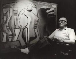 Le Corbusier, by Ida Kar - NPG x135173